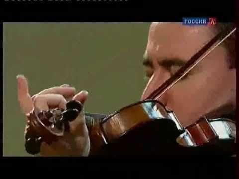 Vengerov - Bach - Partita No.2 - Chaconne - https://www.youtube.com/watch?v=rSAMK3kiz5c
