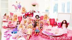 Best Barbie Party Ideas - Easy Barbie Theme Party - Bite Me More