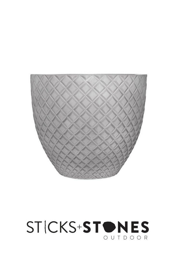 Breathe life into your living space with beautiful neutral tones. Our Diamond Pot is perfect for any indoor/outdoor landscape. It comes in small, medium, large and x large sizes and stylish colours to choose from such as White, Concrete Grey and Matte Black. At Sticks + Stones Outdoor, we travel the globe to source the most stunning, affordable, practical and stylish items to help you create your own beautiful outdoor space. #outdoordecor #homestyling #homeideas #pots #pottery