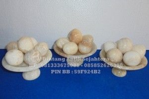 Telur Batu Onyx