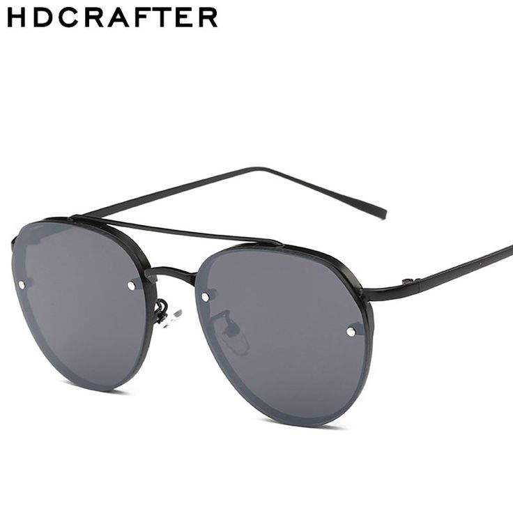 2017 HDCRAFTER  South Korea Sunglases Brand Designe For Unisex High Quality Current Ocean sunglasses