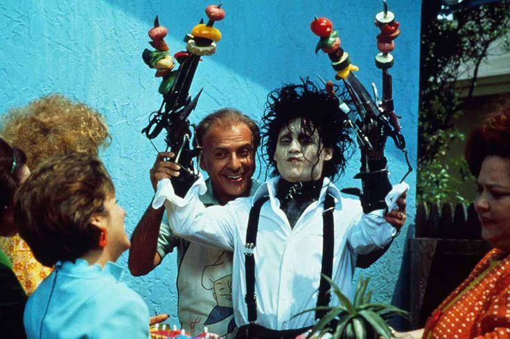 """""""Edward Nożycoręki""""- Alan Arkin, Johnny Depp - 1990.     galeria zdjęć - Zdjęcie nr. 1"""