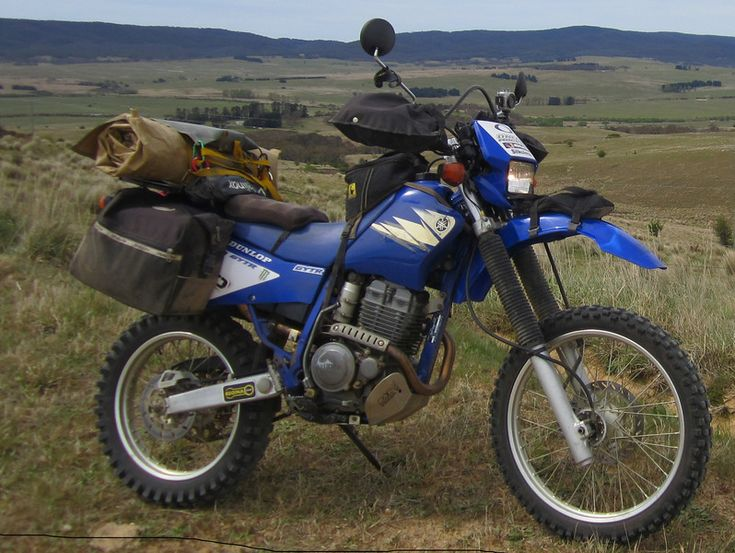 27 Best Ttr250 Overlanding Images On Pinterest Biking