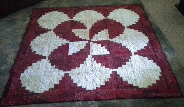 1000 Images About Log Cabin Quilts On Pinterest Donald