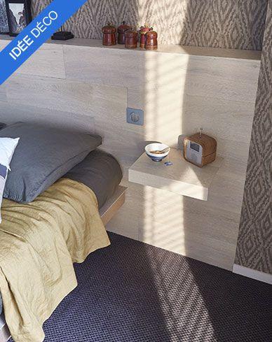 inspirations dcoration castorama exotisme contemporain ide dco crer une tte de lit avec du