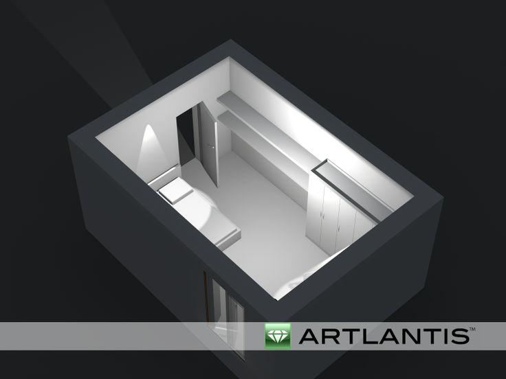 Artlantis notte