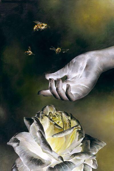 Painted by Akiane Kramarik