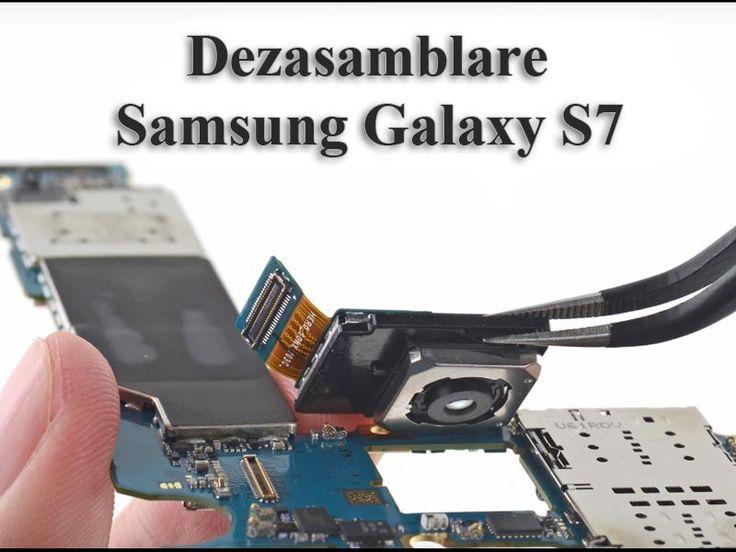 Ghid in care arata cum se poate dezasambla pas cu pas un telefon Galaxy S7 fara al strica sau distruge. Acest ghid pentru S7 il gasiti si il puteti vedea ...