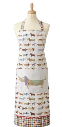 Picture of HOT DOGS COTTON APRON