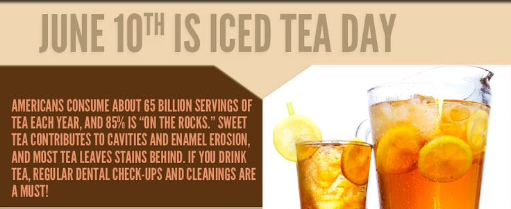 Ice tea day