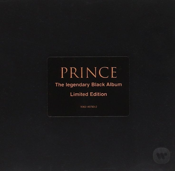 The Black Album (1994)