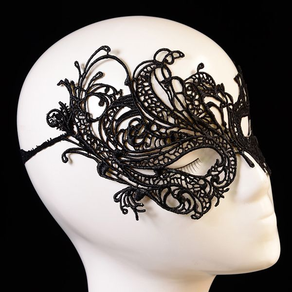 Cheap mask party games, Buy Quality mask keychain directly from China mask wig Suppliers: 	Princess Sexy Lace Mask Venetian Halloween Masquerade Masks Party Female Masks Mascara Veneziana Black Color Free Shipp