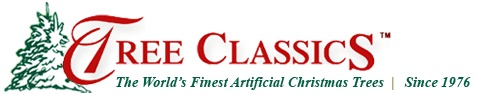 Claim to be the finest artificial Christmas trees