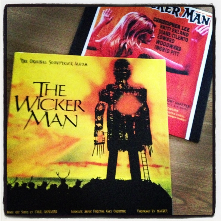 The Wicker Man on Vinyl