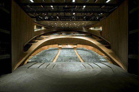 Nuovo Auditorium di Firenze, Florence, 2011 - ABDR Architetti Associati