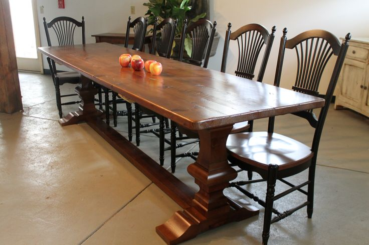 Rustic Wood Dining Furniture