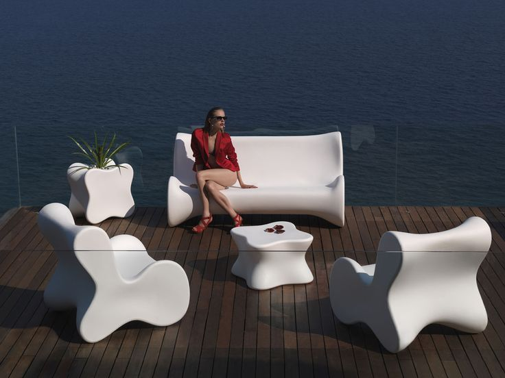 Doux collection, outdoor furniture