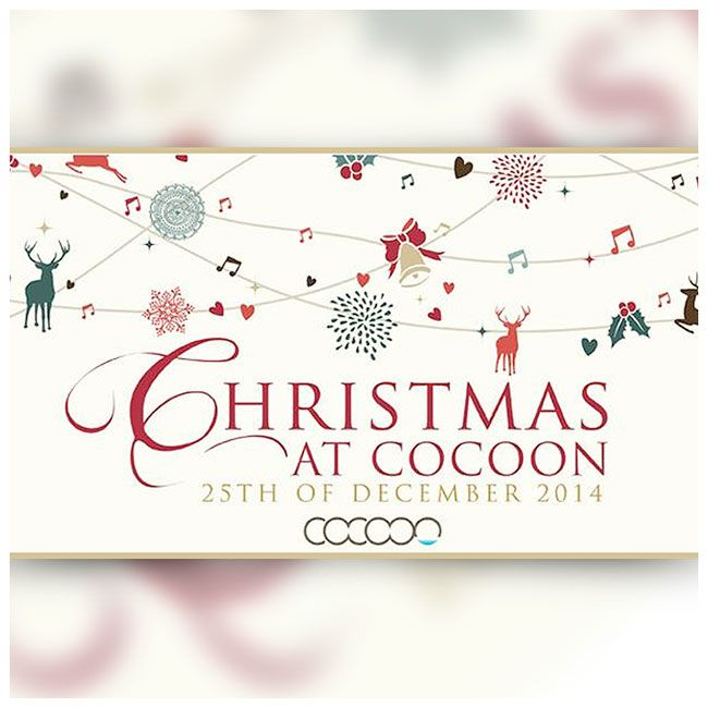 Christmas Day at Cocoon December 25 Cocoon Beach Club in Bali, Indonesia