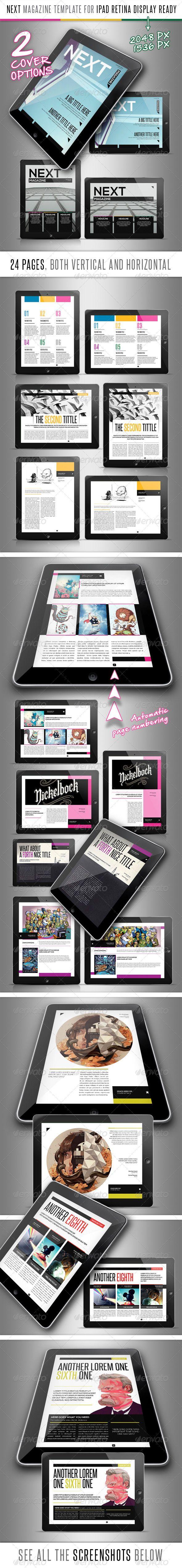 Next MGZ Tablet Version - Digital Magazines ePublishing