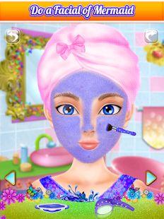 Mermaid Salon - Mermaid Games- screenshot thumbnail
