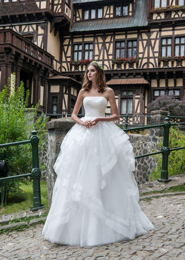 Rochia de mireasa Sheryl din Colectia Charming