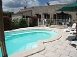 Holiday Home in Lairoux, Vendee, Pays de la Loire, France. Book direct with private owner. FR5527
