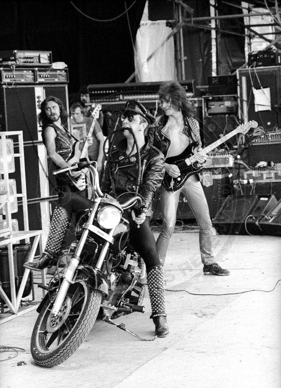 Judas Priest monsters of rock 1980