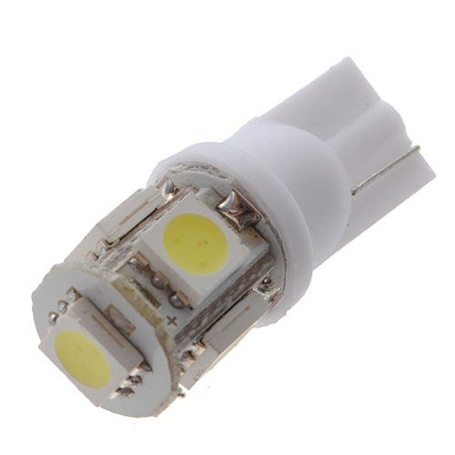 T10 LED bulbs are widely used as dashboard lights, park lights, interior lights, boot lights, number plate lights, and more.