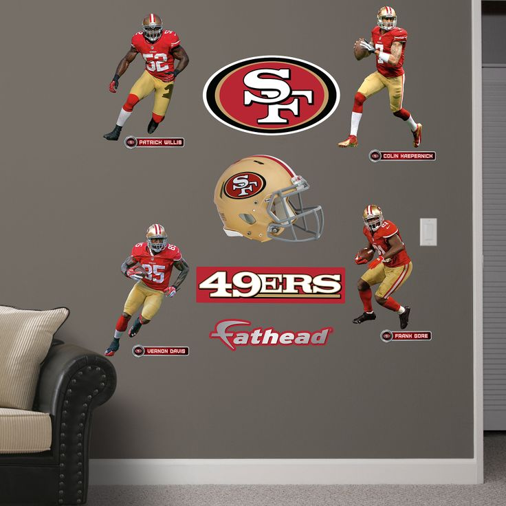 71 best ben 39 s man cave images on pinterest home ideas for 49ers room decor