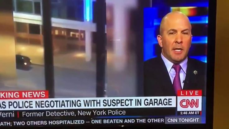 Dallas Cop Shooting was a Hoax - CNN Host Slips Up Talking About Actors