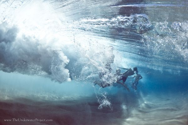 """The Underwater Project""  by Mark Tripple 