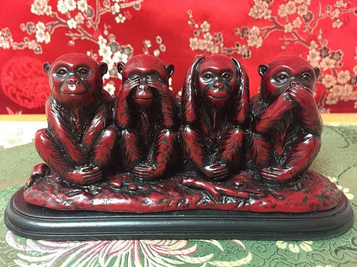 Four wise monkeys - Three wise monkeys - Wikipedia