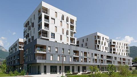 ZAC Valmar - Lot 3 - Atelier Roche architectes