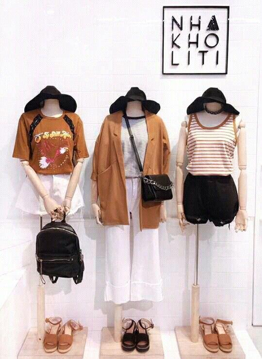 Korean fashion outfits