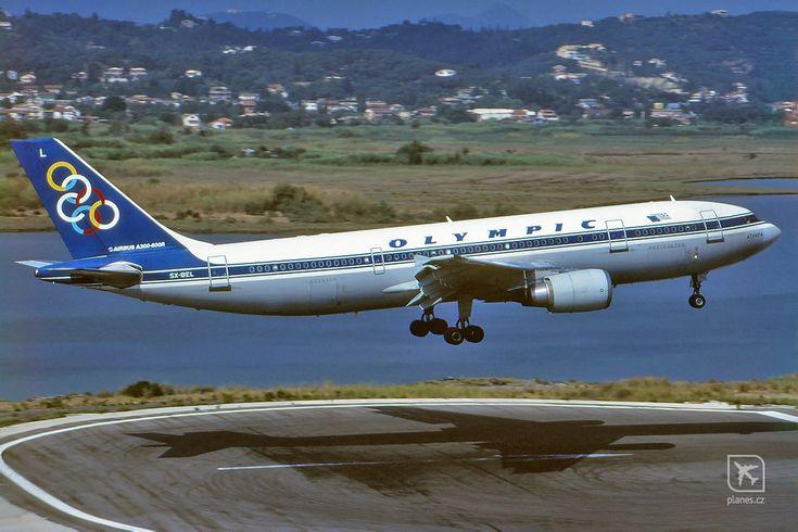 A300B4 Olympic Airways (Greece)