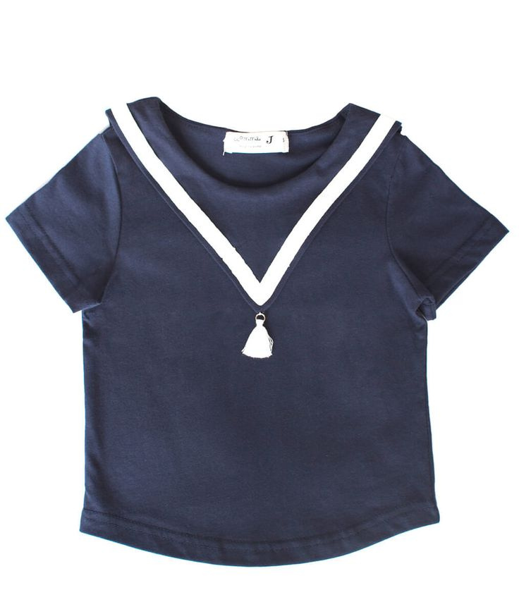 Nautical T-shirt tokkikids.com