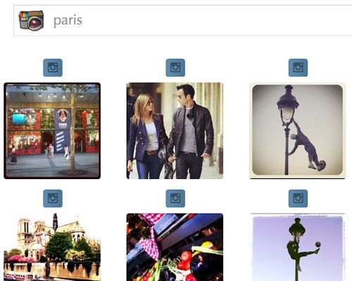 Building Instagram Photo Search Engine With JQuery And PHP