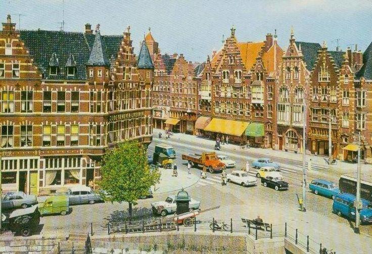 Schiedamseweg Rotterdam 1960