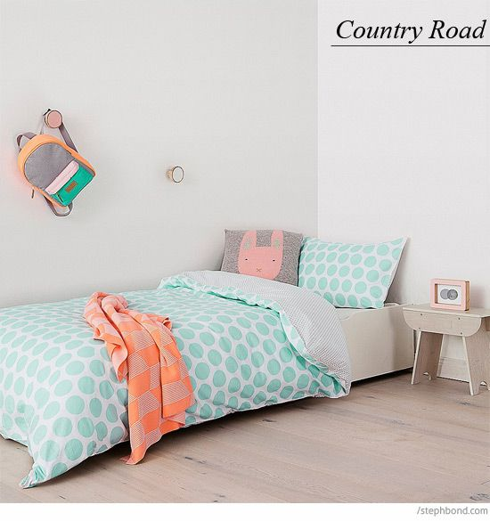 Bondville: 18 kids' bed linen favourites for Spring 2014