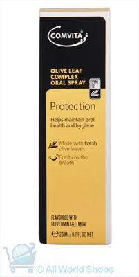 Olive Leaf Complex - oral spray | Shop New Zealand NZ$ 20.90