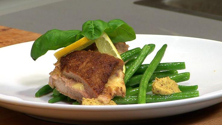 Hier vind je het #recept voor cordon bleu. Weer een leuke #instructievideo geworden.