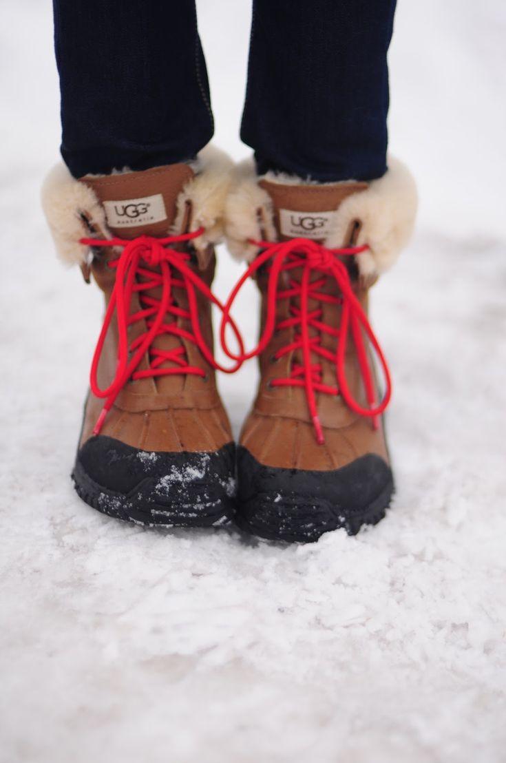 Ugg Adirondack Snow Boots
