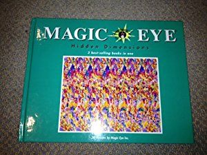Buy a cheap copy of Hidden Dimension: Magic Eye For Barnes &... book by Magic Eye Inc..  Free shipping over $10.