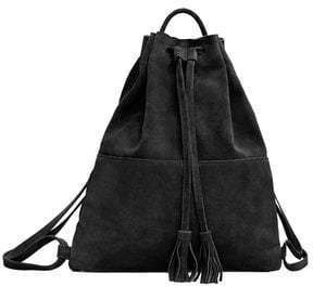 #backpack #leather #outlet #women #mangoLeather backpack – Women Mango Outlet Le…