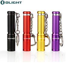 US $19.50 Olight i3s EOS mini Led portable Flashlight 85 Lumens cree led XP-G2 Torch Battery AAA EDC multi color led flashlight 38 Meters. Aliexpress product