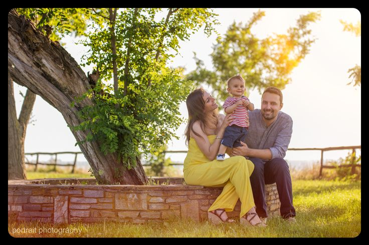 #baby #family #mother #father #babyphotoshooting #park #sunnyday