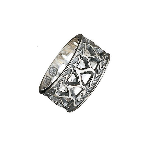 Silver Jewelry From Uskela ring by Kalevala