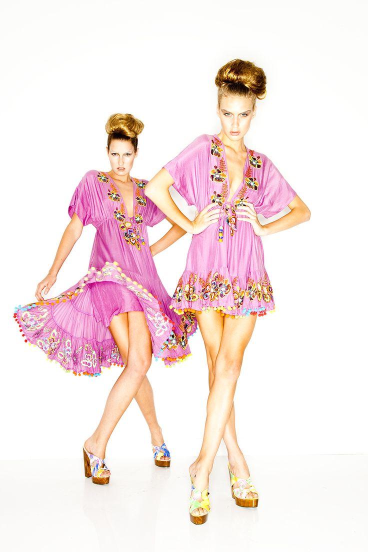 ARAMBERRI - Long peasant dress & Mini peasant dress | SS10 | BABYLON | @CAMILLAWITHLOVE #CAMILLAWITHLOVE
