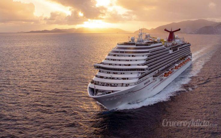 En las últimas horas la naviera Carnival Cruise Line desvela nuevo destino y puerto en las Bahamas que será el mas grande del Caribe. Mas detalles aquí.
