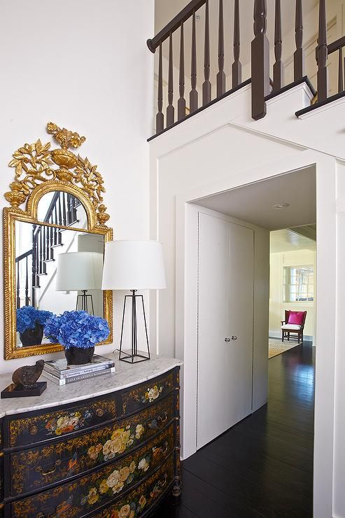 Large Foyer Chest : Best ornate mirror ideas on pinterest floor mirrors
